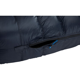 Y by Nordisk Passion One Sleeping Bag M, Navy/Black